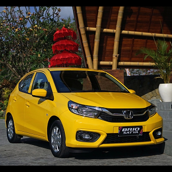 Brio Satya dan Mobilio Menjadi Model Favorit di Bulan April
