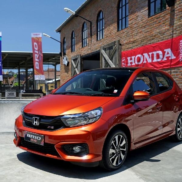 Brio Jadi Produk Terlaris Honda di Bulan November