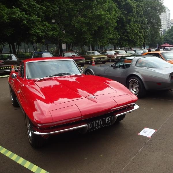 Puluhan Kendaraan Modifikasi Meriahkan Jakarta Custom Culture 2016