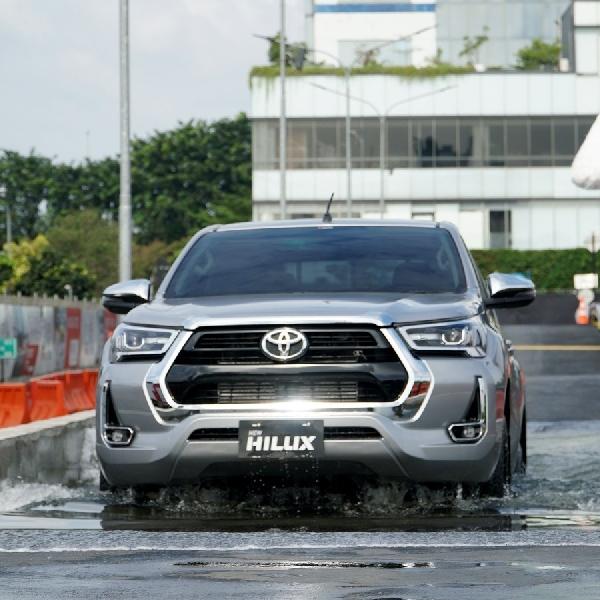 Saingi Triton, Toyota Rilis Varian Terbaru New Hilux