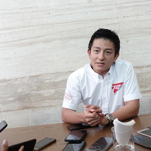 Digaet Tim T2 Motosports, Rio Haryanto Targetkan Juara
