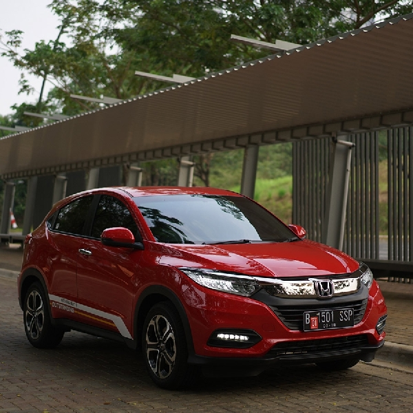 First Impression New Honda HR-V 1.5 E Special Edition CVT