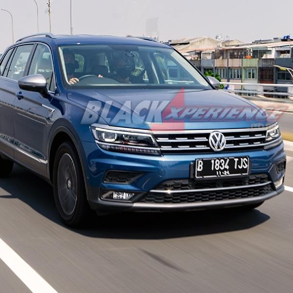 Review Volkswagen Tiguan All Space : Lebih Luas dan Lebih Mewah