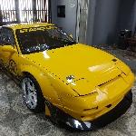Nissan Silvia S13, Modifikasi Drifting Buat Harian
