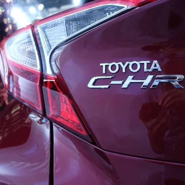 Setelah Dirilis, begini Penjualan Toyota C-HR Indonesia