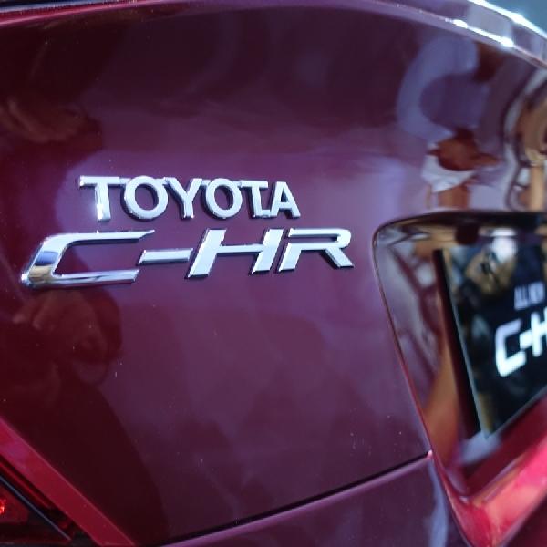 Akankah Toyota Produksi C-HR di Indonesia?