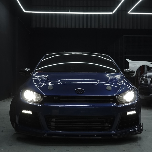 Volkswagen Scirocco R, First Step to the Best Lap