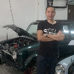 Smith Speed Garage, Kembalikan Pakem Restorasi Morris Mini Cooper