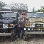 Arland Garage, Ahlinya Restorasi Toyota Land Cruiser