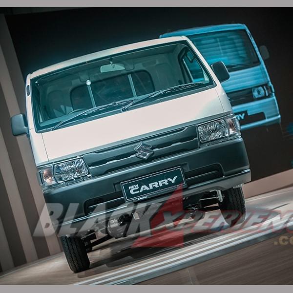 Perawatan Suzuki New Carry Semakin Ekonomis
