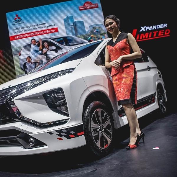 Xpander Dominasi Penjualan Mitsubishi di TIIMS 2019