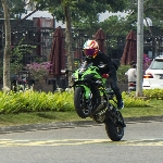HULK : Modifikasi Kawasaki ZX-10R Terkencang di Indonesia
