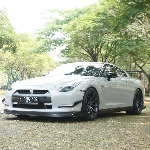 Nissan GT-R, Modifikasi Simple Beraliran Street Racing