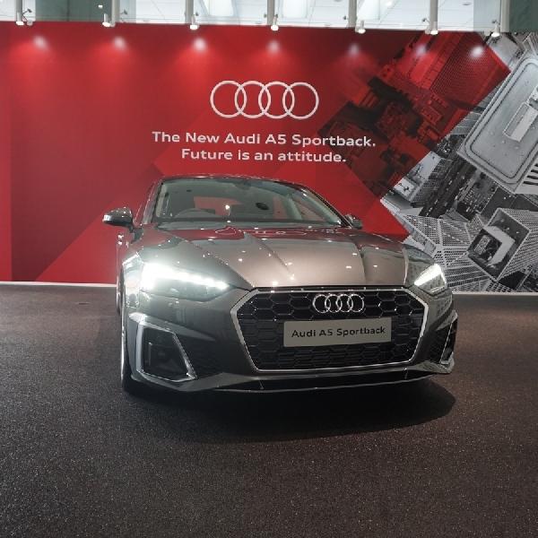 Banyak Pilihan Mesin untuk New Audi A5