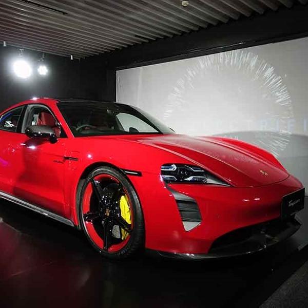 Benarkah Porsche Taycan Menggunakan Turbo?
