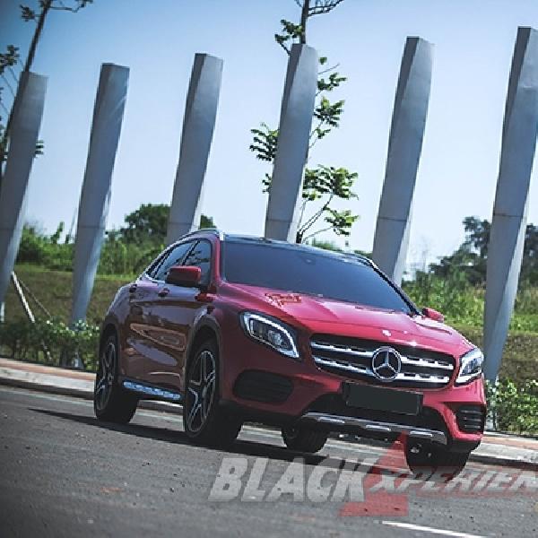 Trend Positif Mobil Premium, Didukung SUV Mercedes yang Cukup Digemari