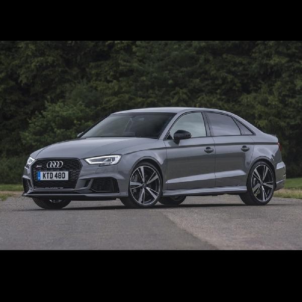 Melalui RS 3, Audi Kenalkan Sedan Kompak Terkuat