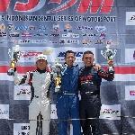 Avan Abdullah Raih Kemenangan Perdana di Seri Keenam HJSC 2019