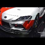 Usung Gaya Balap GT4 di Genewa, Toyota Perkenalkan Konsep Toyota Supra GT4