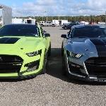 Menyimak Drag Race Dua Modifikasi Shelby GT500s, Siapa Pemenangnya?