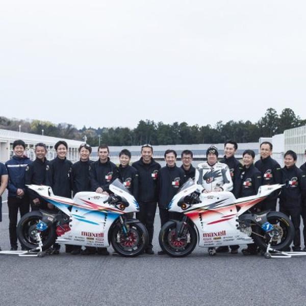 Dua Pebalap Jepang Mulai Uji Coba Motor Balap Listrik