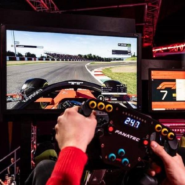 F1: Dua Pesepakbola Kelas Dunia Berpatisipasi di Grand Prix Virtual F1
