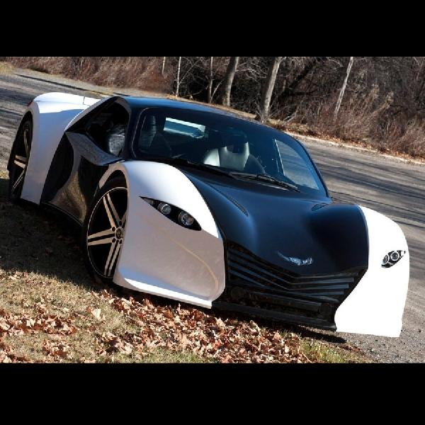 Tomahawk Sport Car EV Jawab Tantangan Tesla dan Faraday Future