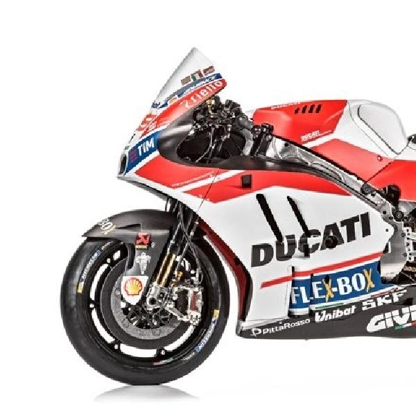 Ducati Klaim Motornya Bakal Makin Mudah Dikendarai