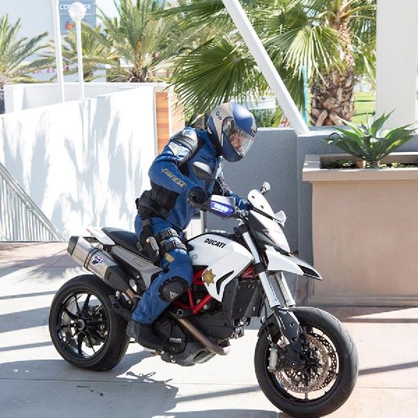 Sepeda Motor yang Berlaga di Film Chips di Lelang Rp132 Juta, Mau?