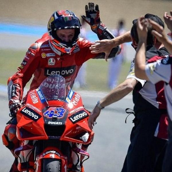 MotoGP: Ducati Isyaratkan Kontrak Baru Untuk Jack Miller