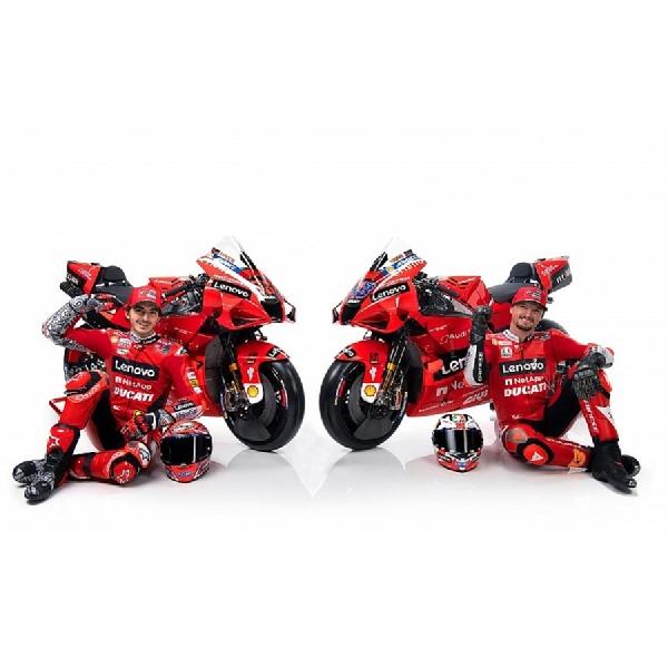 MotoGP: Ducati Launching Motor Baru Untuk MotoGP 2021