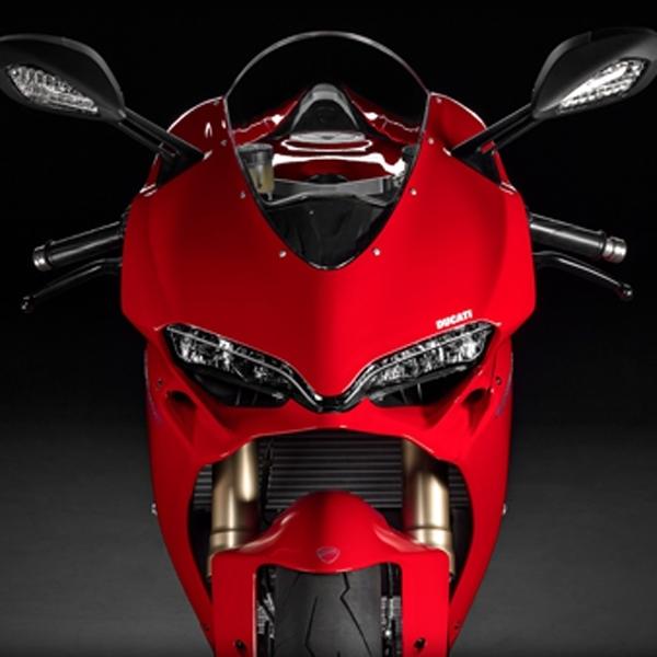 Ducati Akan Pasang Mesin Turbo
