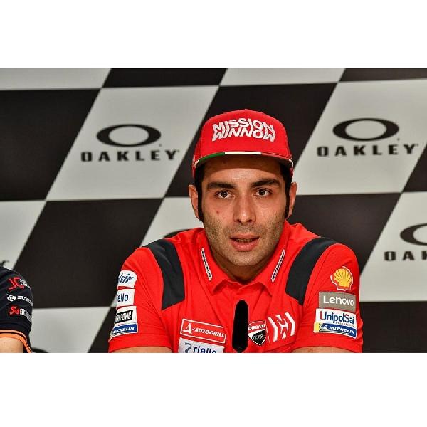 MotoGP: Performa Petrucci Setelah Kontrak Baru Adalah Kebetulan