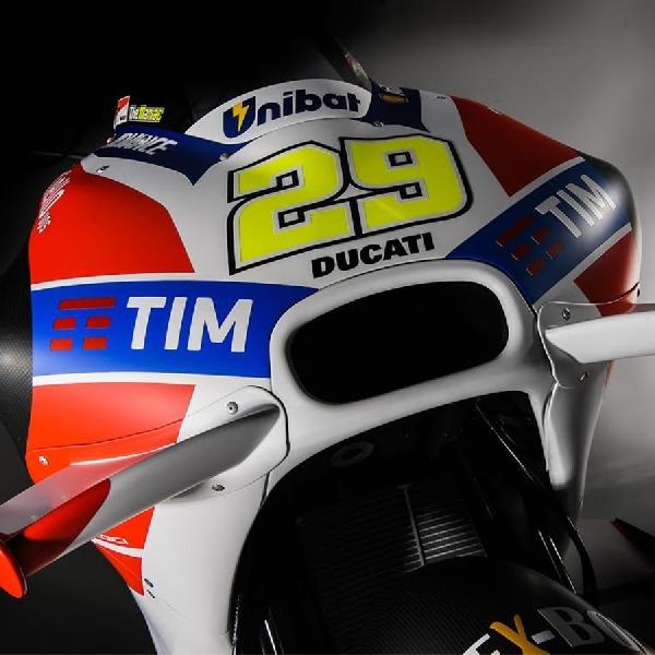 MotoGP: Ducati Putar Otak untuk Ganti Desain Winglet