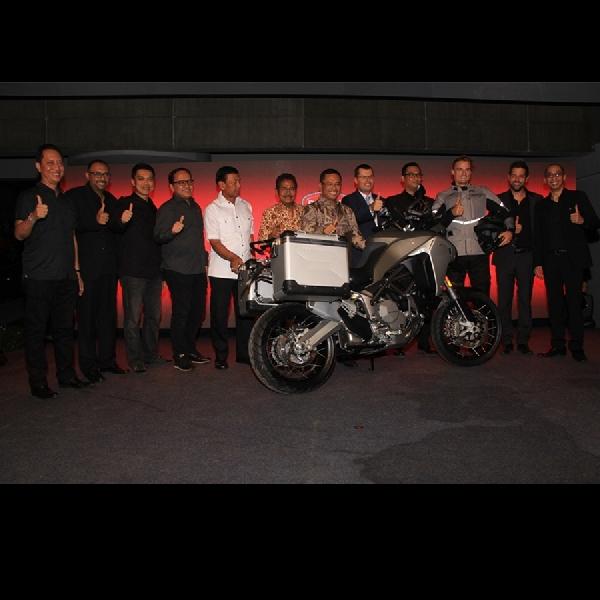 Ducati Indonesia Resmi Luncurkan Dua Produk Pertama di Asia