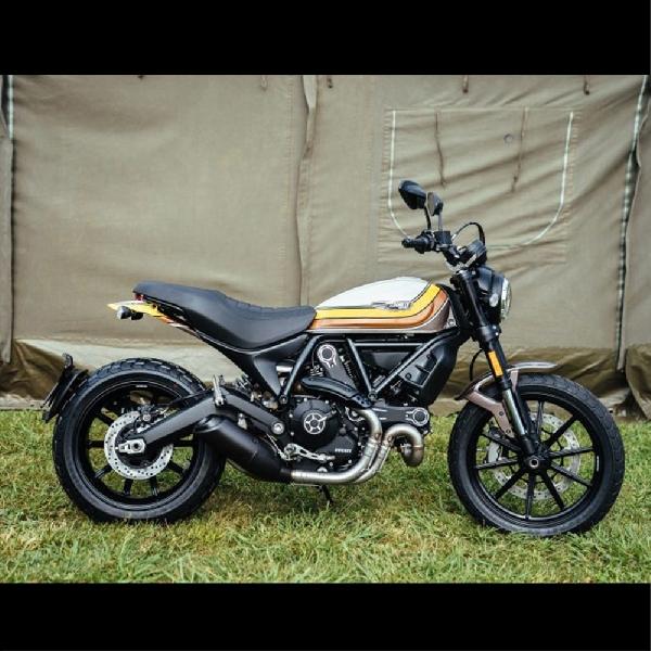 Ducati Scrambler Mach 2.0 dan Ducati Full Throttle Resmi Dikenalkan