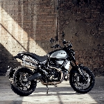 Ducati Luncurkan Entry-Level Scrambler 1100 Dark Pro