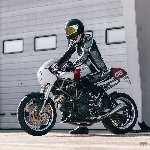 Kaspeed Beri Ducati Supersport 750 Sentuhan Cafe Racer