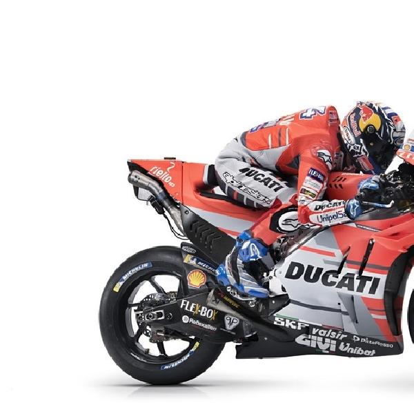 MotoGP: Ducati Tak Akan Beri Kontrak Mewah untuk Pebalap