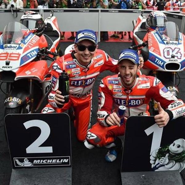 Gaya Balap Jorge Lorenzo Tidak Cocok dengan Motor Ducati
