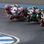 SBK: Duo Kawasaki 'Terkam' Honda di Buriram