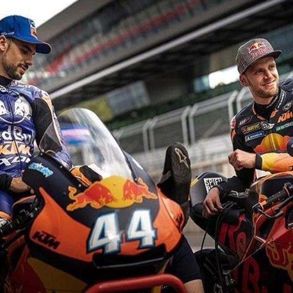 MotoGP: Duo Pembalap KTM Jajal Prototipe Baru di Catalunya
