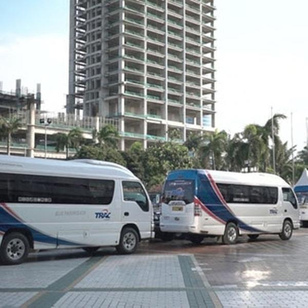 Catat Lokasi Shuttle Bus Menuju IIMS Hybrid 2021
