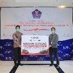 Nissan Indonesia Dukung Relawan Gugus Tugas Percepatan Penanganan COVID-19