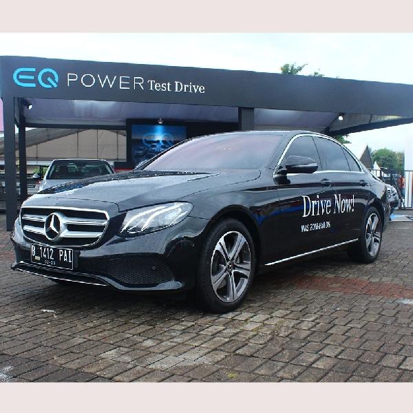 Mercedes-Benz E 200 Avantgarde Line, Entry Level yang Lebih Dari Cukup