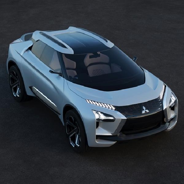 Mitsubishi Buka Selubung e-EVOLUTION CONCEPT