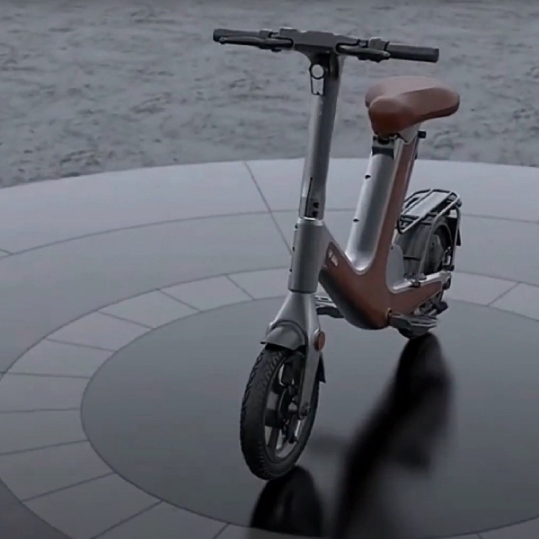 E-Moped Dengan Rangka Magnesium Ini Diklaim Paling Ringan di Dunia