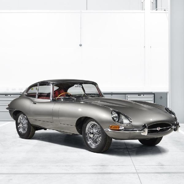 Jaguar Classic Luncurkan E-Type Reborn