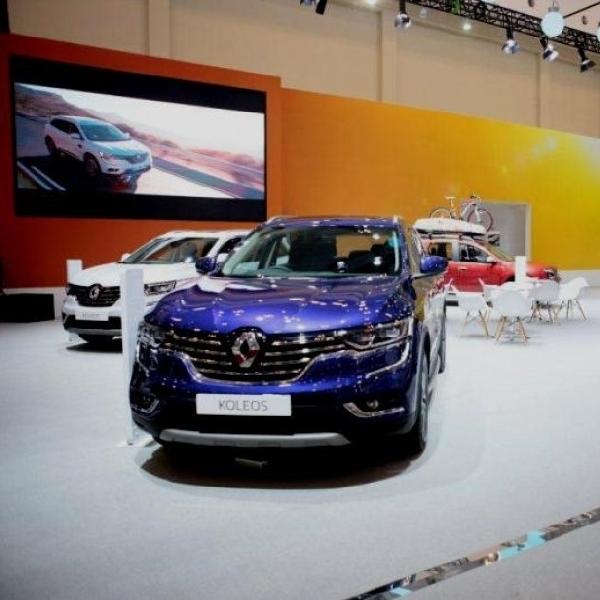 GIIAS 2017: Tunjukan Eksistensi - Renault usung tema 'Renault Global Auto Show'