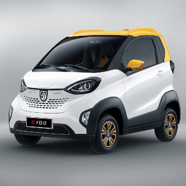 Penjualan Mobil Listrik Dunia Naik 5,6 Juta
